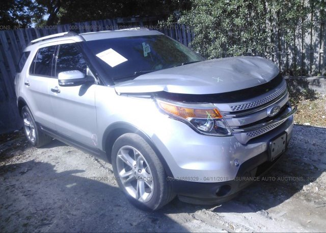 Inventory #491674196 2015 FORD EXPLORER