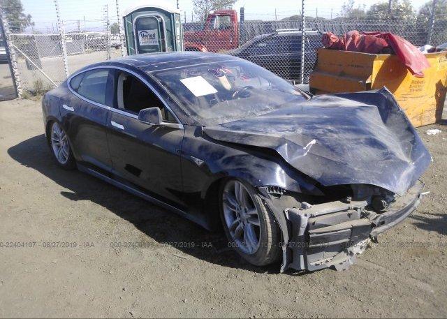 Inventory #588814148 2013 Tesla MODEL S