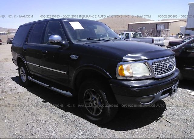 Inventory #607251442 2002 FORD EXPEDITION