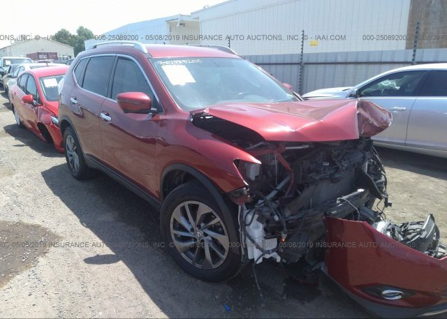 Inventory #485710023 2016 Nissan ROGUE