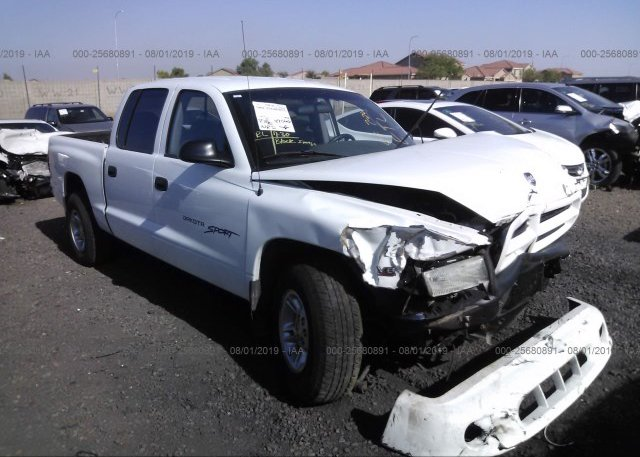 Inventory #254212417 2000 Dodge DAKOTA