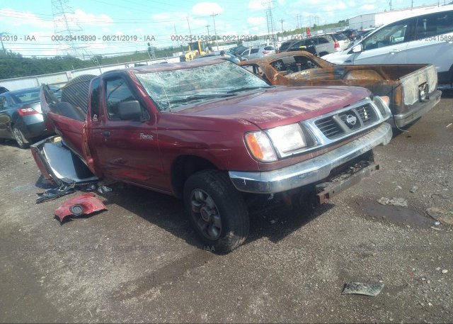 Inventory #222919254 2000 Nissan FRONTIER