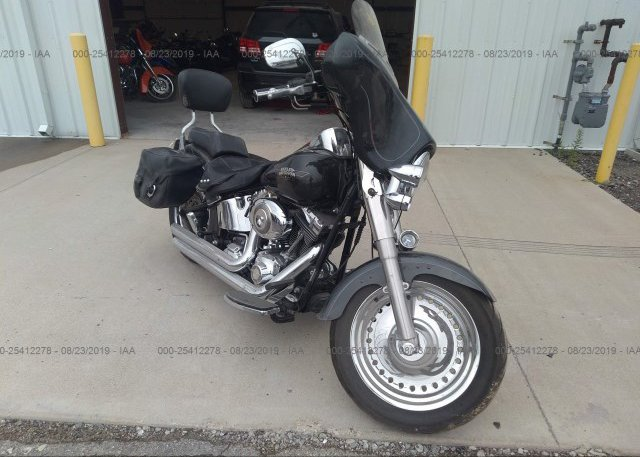 Inventory #853482844 2009 Harley-davidson FLSTF