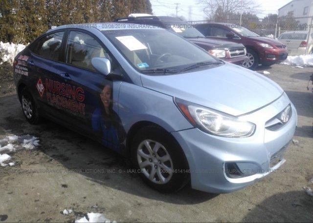 Inventory #590880155 2013 Hyundai ACCENT