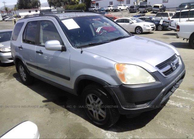 Inventory #904322578 2003 Honda CR-V