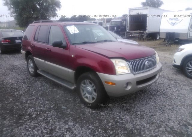 Inventory #217204955 2004 Mercury MOUNTAINEER
