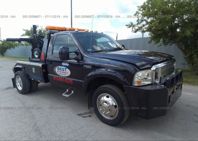Inventory #581854852 2000 FORD F550