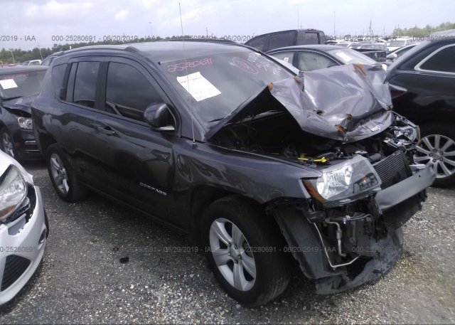 Inventory #944878505 2016 JEEP COMPASS