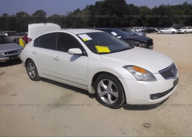 Inventory #220816520 2008 Nissan ALTIMA