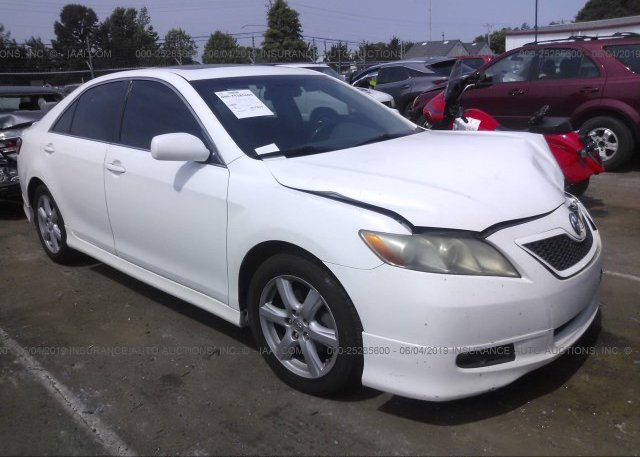 Inventory #655397899 2007 Toyota CAMRY