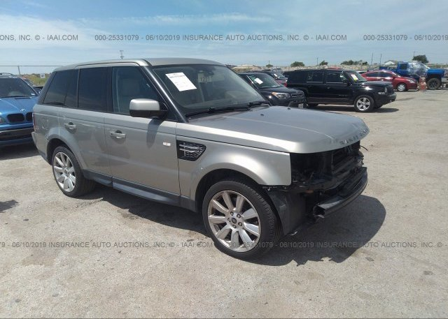 Inventory #925620097 2013 Land Rover RANGE ROVER SPORT
