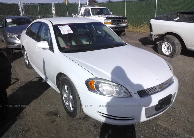 Inventory #461163642 2013 Chevrolet IMPALA
