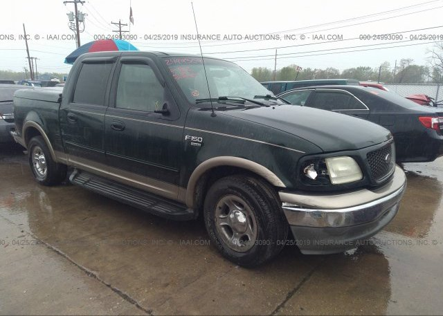 Inventory #152128043 2002 FORD F150