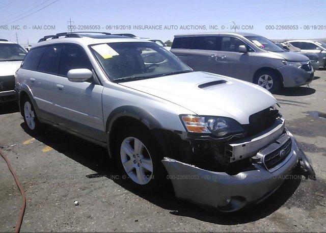Inventory #668403385 2005 Subaru LEGACY