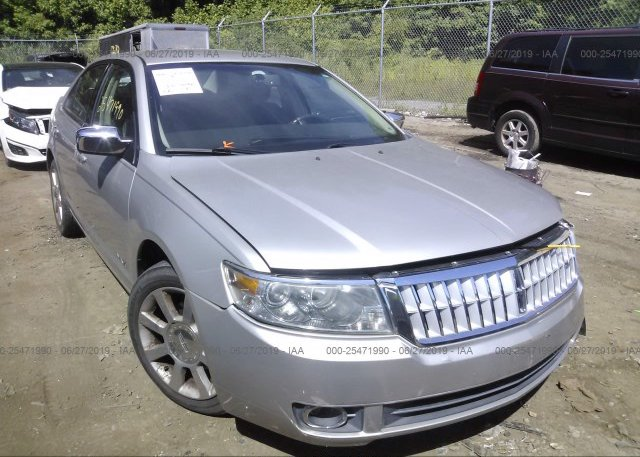 Inventory #639376206 2008 Lincoln MKZ