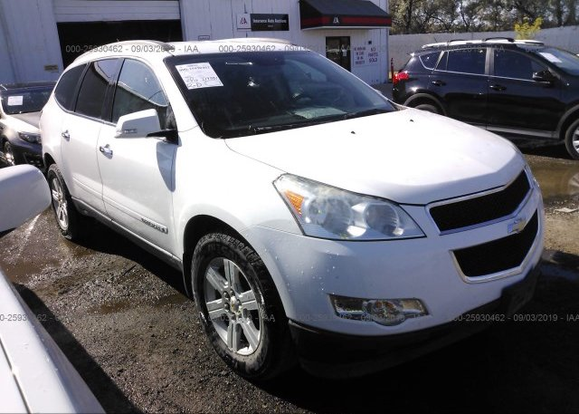 Inventory #698945616 2009 Chevrolet TRAVERSE