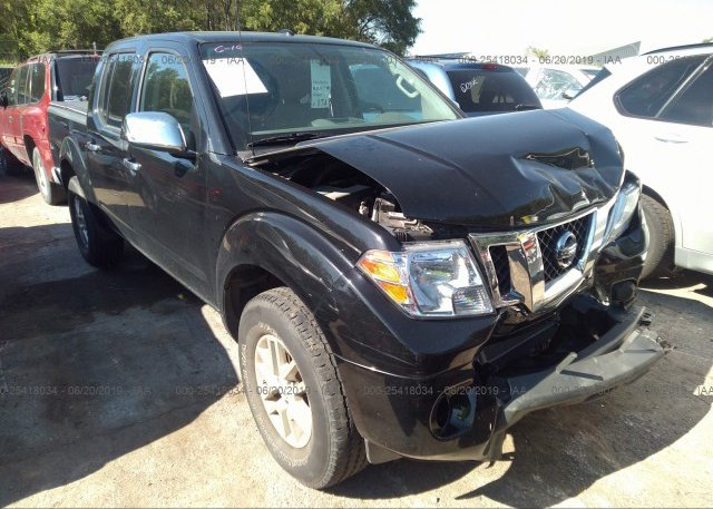 Inventory #715648676 2016 Nissan FRONTIER