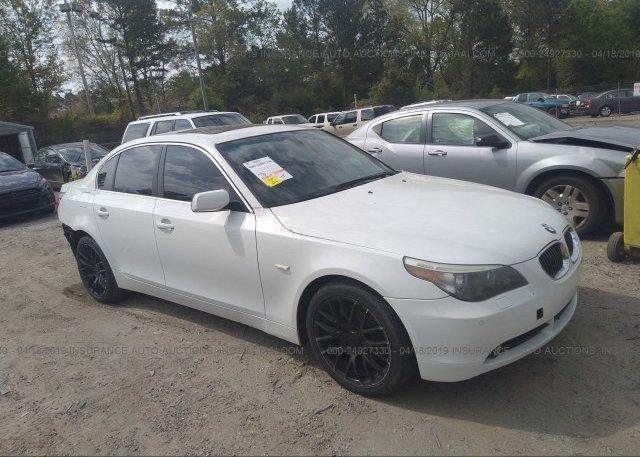 Inventory #444834972 2007 BMW 525