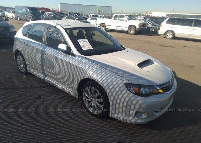 Inventory #838465447 2008 Subaru IMPREZA