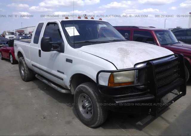 Inventory #579855711 1999 FORD F250