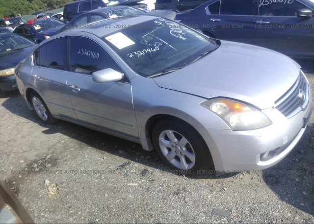 Inventory #727562381 2007 Nissan ALTIMA