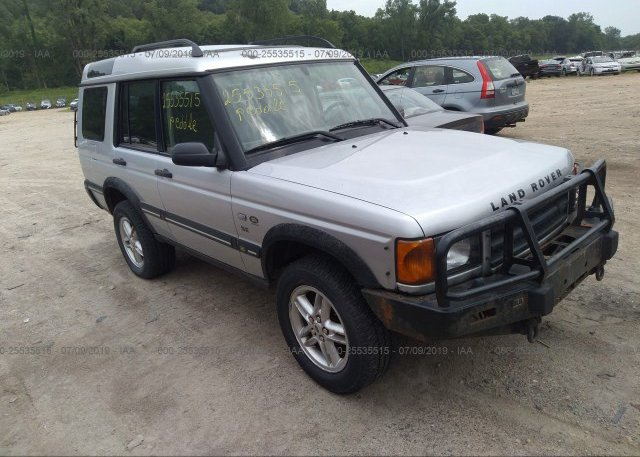 Inventory #532820420 2002 Land Rover DISCOVERY II