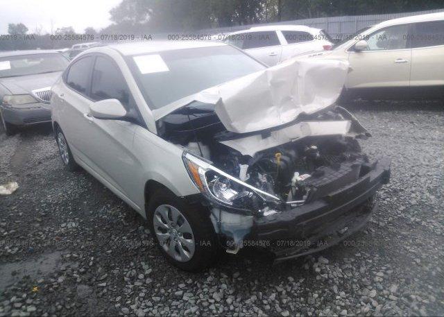 Inventory #741414413 2017 Hyundai ACCENT