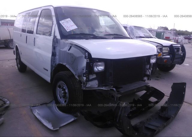 Inventory #429157167 2006 Chevrolet EXPRESS G2500