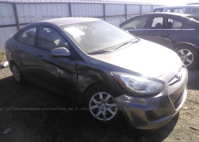 Inventory #791617276 2014 HYUNDAI ACCENT