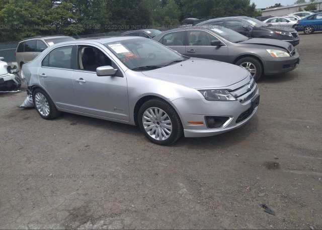 Inventory #382333456 2011 FORD FUSION