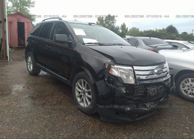 Inventory #324208583 2007 FORD EDGE