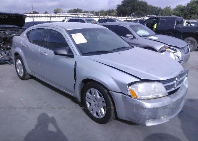 Inventory #263829486 2012 Dodge AVENGER