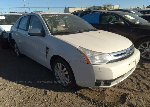 Inventory #635016901 2009 FORD FOCUS