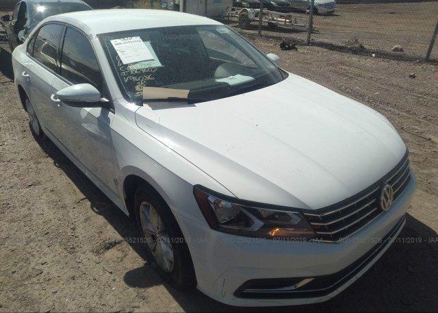 Inventory #239736480 2018 Volkswagen PASSAT