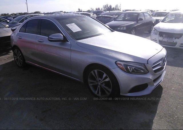 Inventory #340664330 2017 Mercedes-Benz C