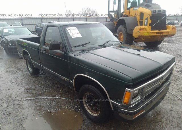 Inventory #664079298 1992 CHEVROLET S TRUCK