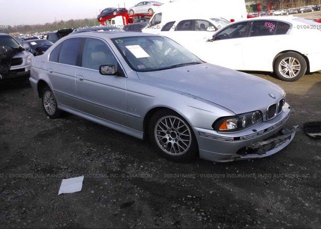 Inventory #945572525 2001 BMW 530