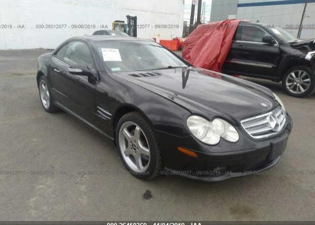 Inventory #833616578 2003 Mercedes-benz SL