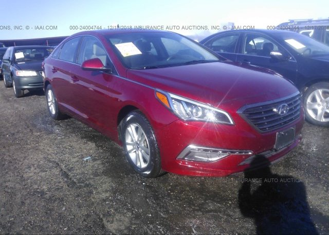 Inventory #927570073 2015 Hyundai SONATA