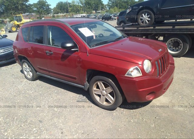 Inventory #379173397 2007 JEEP COMPASS