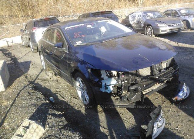Inventory #567617156 2014 Volkswagen CC