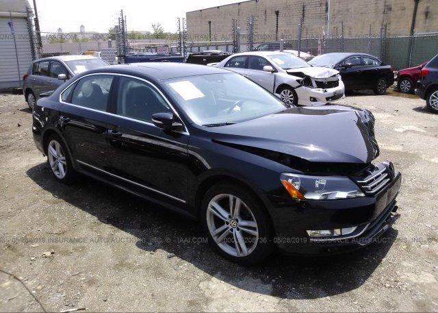 Inventory #406332345 2014 Volkswagen PASSAT
