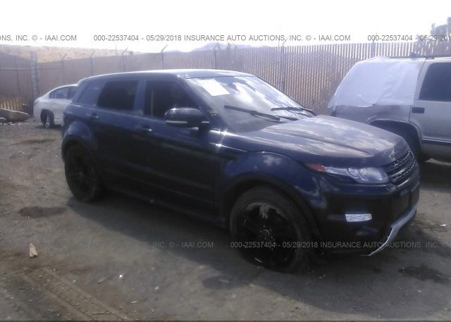 Bidding Ended On Salvt2bg1ch636105 Salvage Land Rover Range Rover