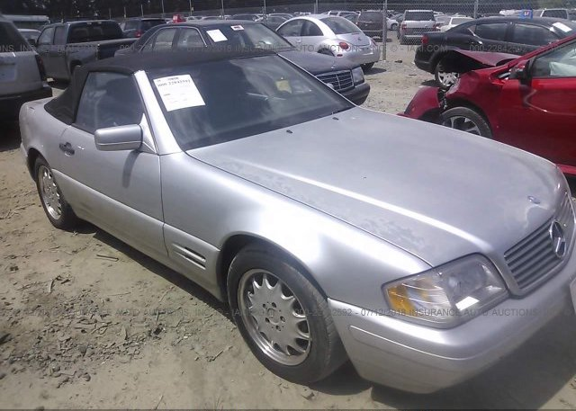 Inventory #704503445 1998 Mercedes-benz SL