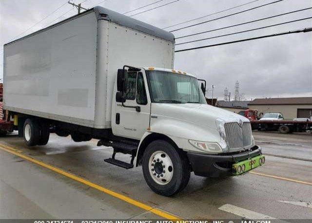 Inventory #450674963 2008 INTERNATIONAL 4300