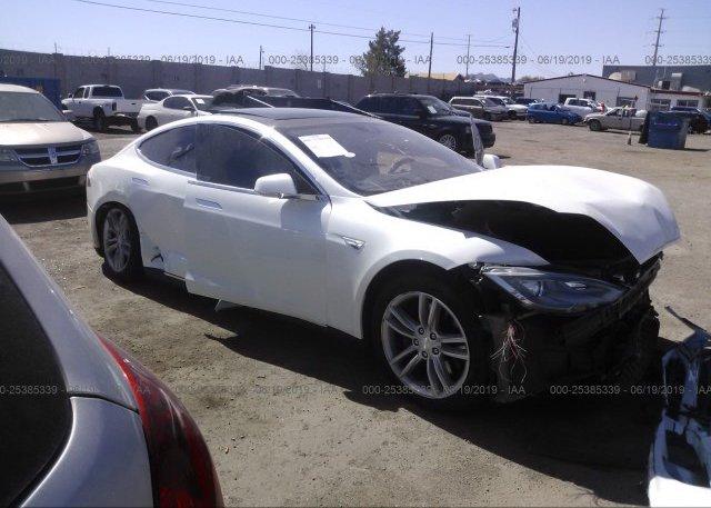 Inventory #613725653 2015 Tesla MODEL S