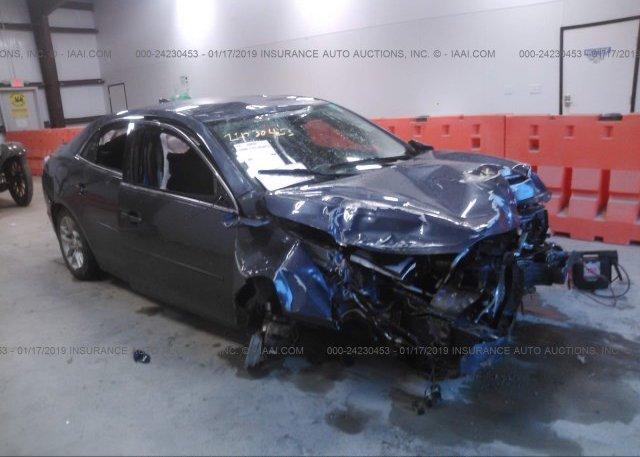 Inventory #109432478 2015 Chevrolet MALIBU