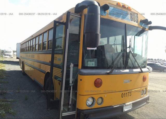 1T7HT4B2621110440, Clear - Dealer Only yellow Thomas School