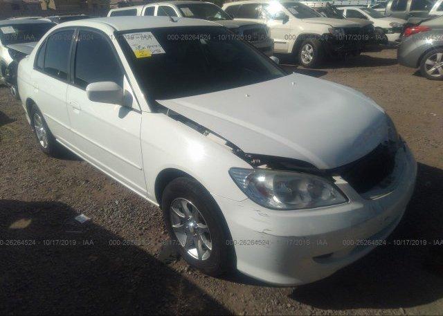 Inventory #957157320 2004 Honda CIVIC
