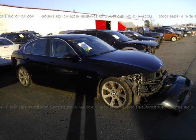 Inventory #943349288 2007 BMW 335